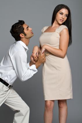 Frauen verhalten flirten