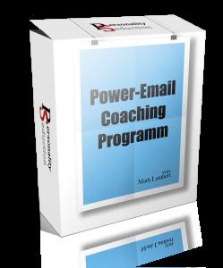 Power Email Coaching Programm