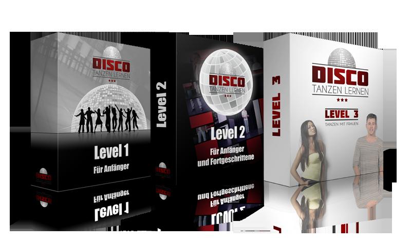 DTL Level 1 - 3 Produktbundle