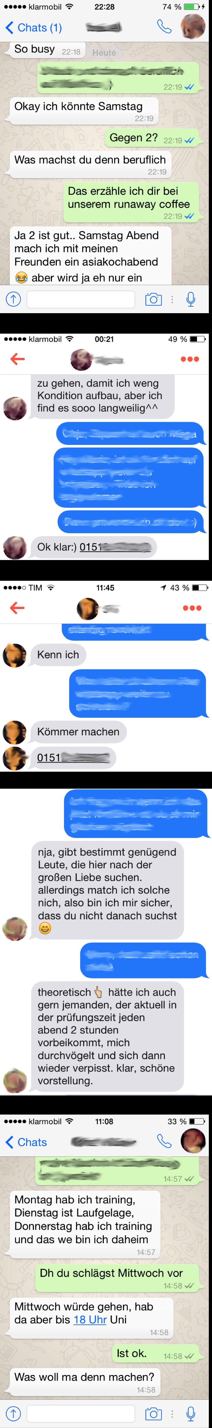 Frauen wollen mich nicht kennenlernen