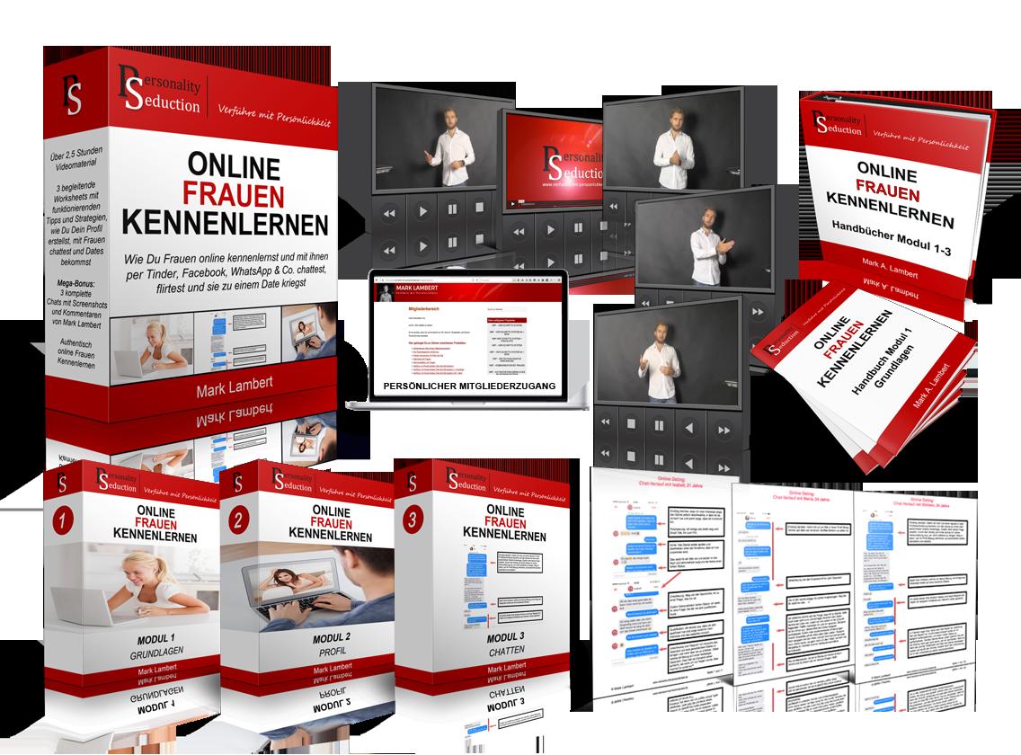Online frau kennenlernen