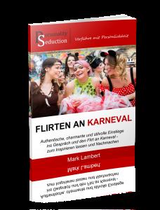 Flirten an Karneval - E-Book